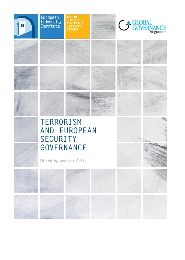 Terrorism and euroepan security governance