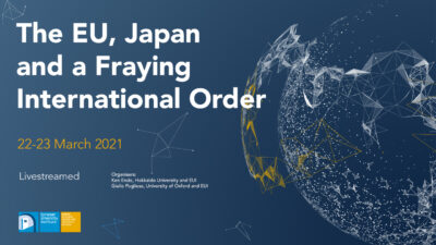 Permalink to:The EU, Japan and a fraying international order