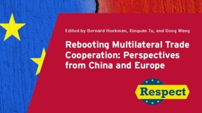 Permalink to:Rebooting Multilateral Trade Cooperation: Perspectives from China and Europe